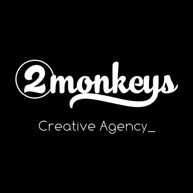 2 Monkeys 🐒 Creative Agency